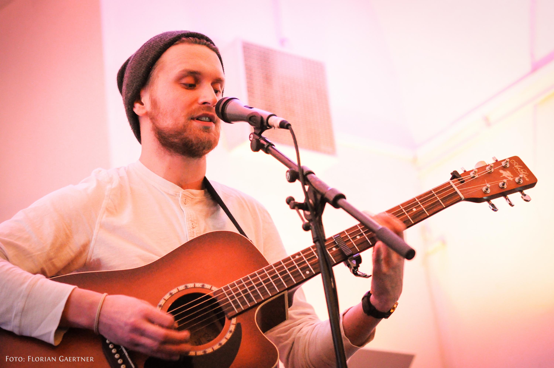Songwriter Danny Richter